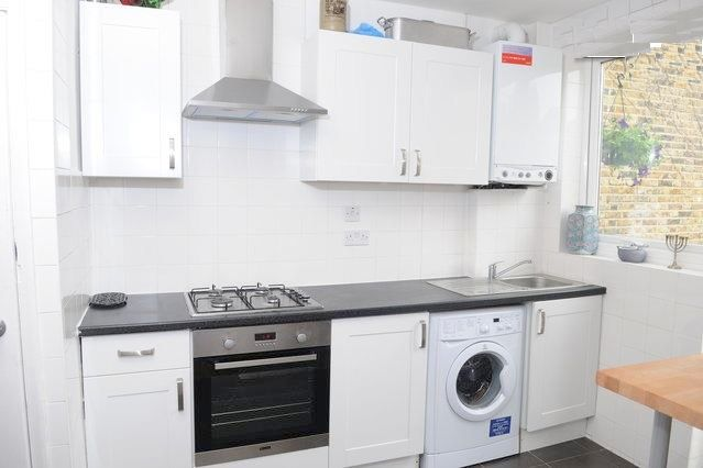 Thumbnail End terrace house to rent in Hunsdon Road, London