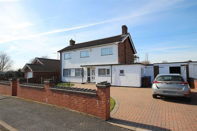 Thumbnail Detached house for sale in Charter Park, Ilkeston
