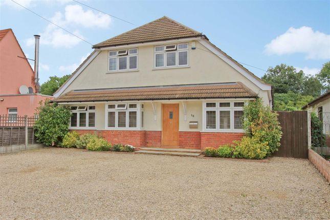 Thumbnail Detached house for sale in Oak Avenue, Ickenham