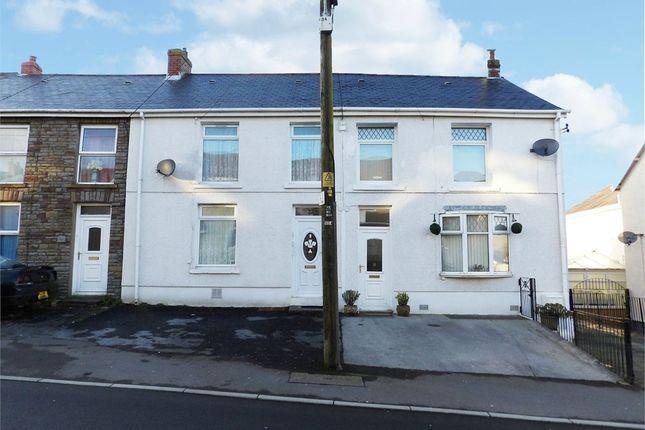 Thumbnail Terraced house for sale in Brynamman Road, Lower Brynamman, Ammanford, West Glamorgan