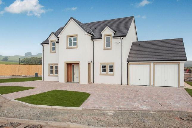 Thumbnail Detached house for sale in Ottersburn Way, Crocketford, Dumfries