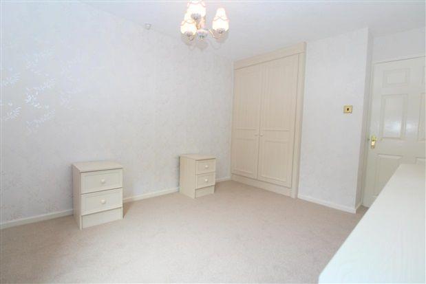 Bedroom of Rossall Court, Fleetwood FY7