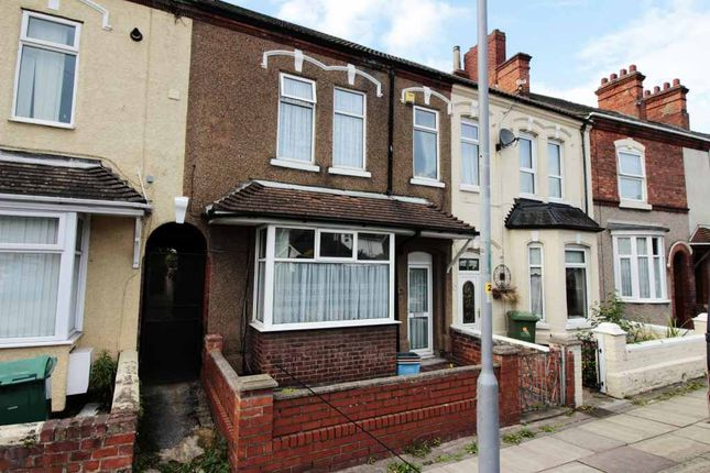 Thumbnail Terraced house for sale in Abbey Road, Grimsby, South Humberside