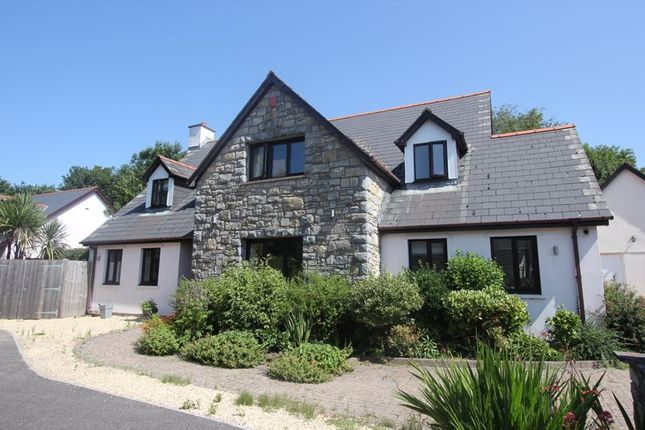Thumbnail Detached house for sale in Great House Meadows, Llantwit Major