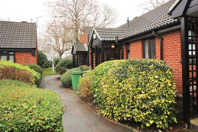 Thumbnail Bungalow for sale in Rectory Close, Birkenhead, Merseyside