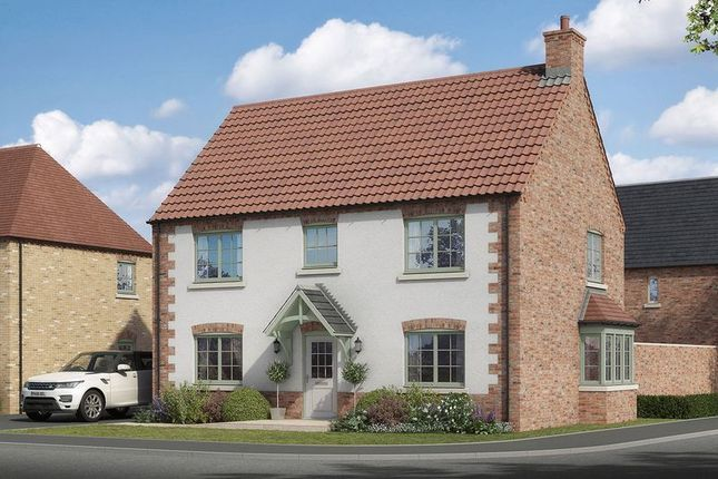 Thumbnail Detached house for sale in The Owmby, Lodge Lane, Nettleham