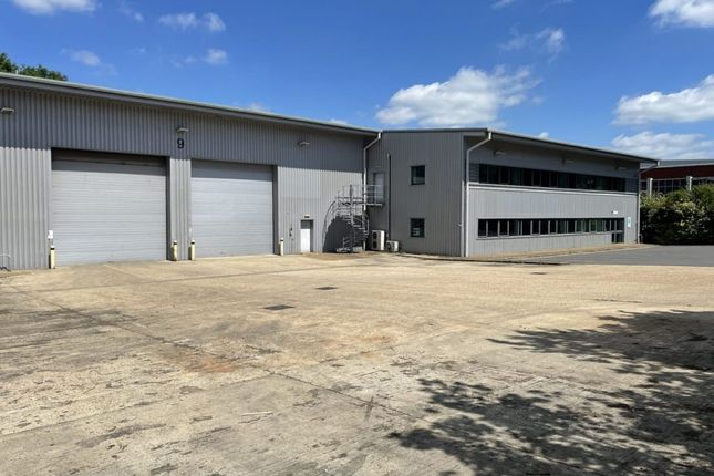 Thumbnail Industrial to let in Unit 9 Foster Avenue, Dunstable, Bedfordshire
