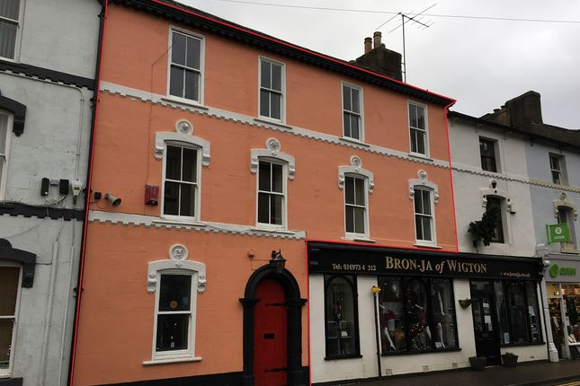 Thumbnail Leisure/hospitality to let in 41 High Street, Wigton