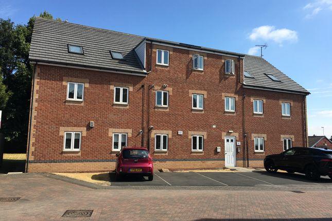 Thumbnail Flat to rent in Manse Farm, Cudworth