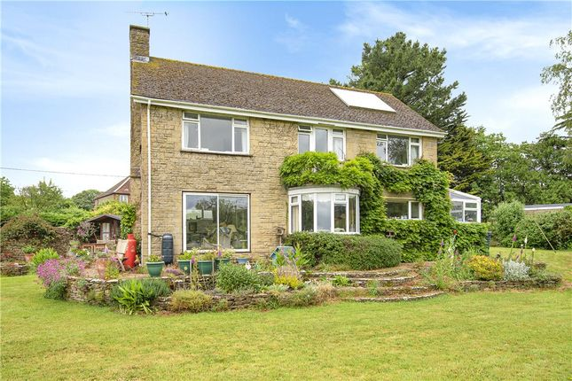 Thumbnail Detached house for sale in Lillington, Sherborne