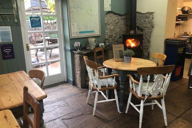 Thumbnail Restaurant/cafe for sale in Cafe & Sandwich Bars BB7, Dunsop Bridge, Lancashire