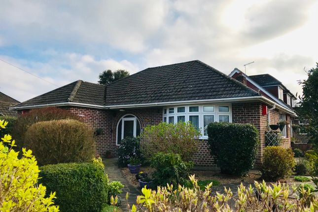 Thumbnail Detached bungalow for sale in Grosvenor Gardens, West End Southampton