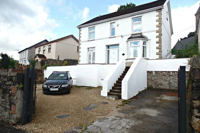 Thumbnail Detached house for sale in Lower Vaynor Road, Cefn Coed, Merthyr Tydfil