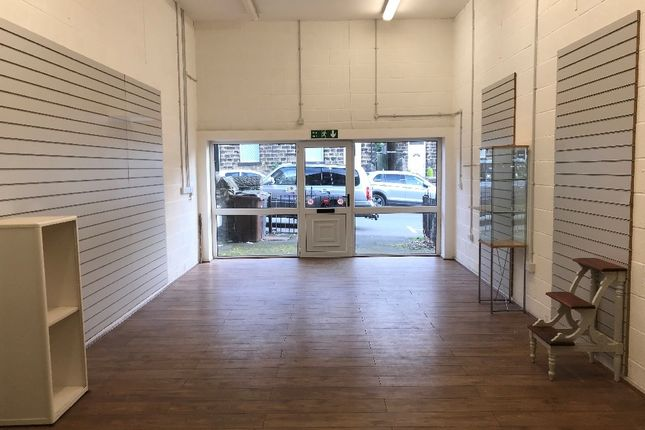 Retail Area of Wortley Road, High Green, Sheffield S35
