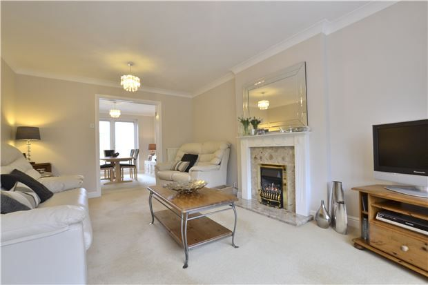 Thumbnail Detached house for sale in Under Knoll, Peasedown St. John, Bath, Somerset