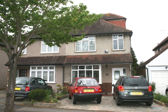 Thumbnail Semi-detached house for sale in Sunningdale Road, Cheam