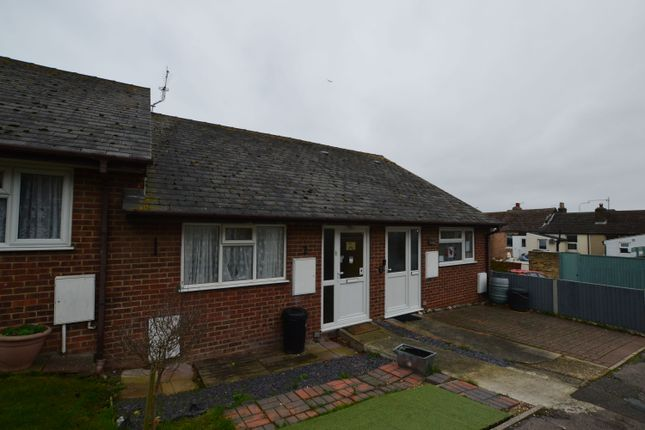 2 bed terraced bungalow to rent in Montefiore Cottages, Ramsgate CT11