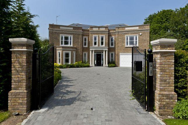 Thumbnail Detached house for sale in Ireton Avenue, Walton-On-Thames
