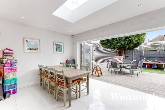 Thumbnail Semi-detached bungalow for sale in Kinloch Drive, Kingsbury, London