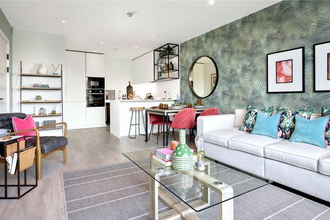 Thumbnail Flat for sale in Grand Union, Beresford Avenue, Alperton, London