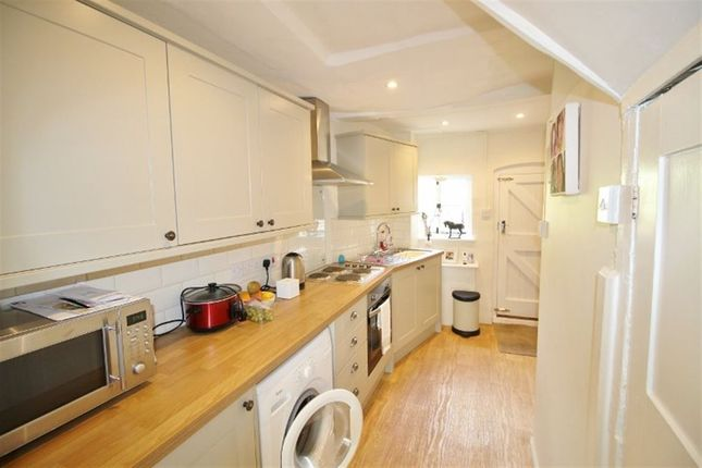 Thumbnail Terraced house to rent in High Street, Brasted, Westerham