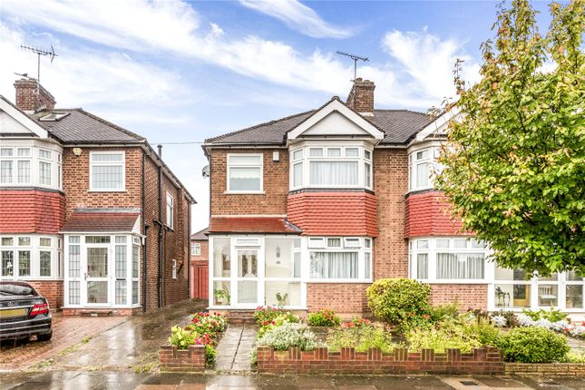 Thumbnail Semi-detached house for sale in Delhi Road, Enfield