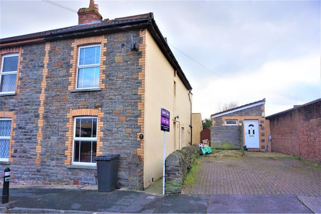 Thumbnail Semi-detached house for sale in York Road, Staple Hill