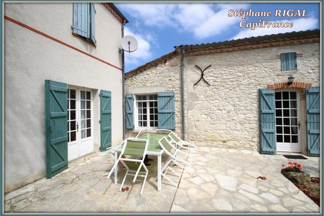 5 bed property for sale in Aquitaine, Lot-Et-Garonne, Laroque Timbaut