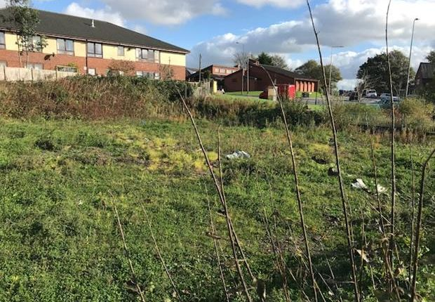 Thumbnail Land for sale in Land, Rear Of 2-4 Woods Lane, Wigan, Lancashire