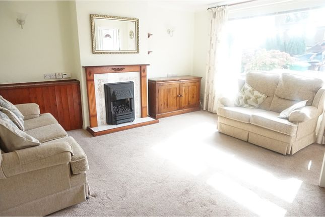 Thumbnail Terraced house to rent in Bridgnorth Drive, Clifton, Nottingham