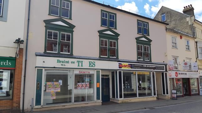 Thumbnail Retail premises to let in 76 - 78 High Street, Braintree, Essex
