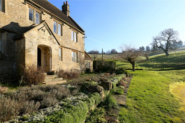 Thumbnail Detached house for sale in Fonthill Road, Lansdown, Bath