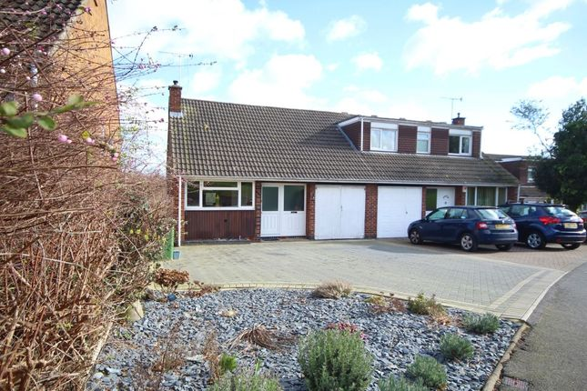 Thumbnail Semi-detached house for sale in Greville Road, Warwick