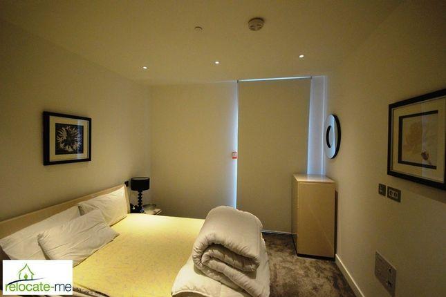 Bedroom of Goodman Fields, London E1