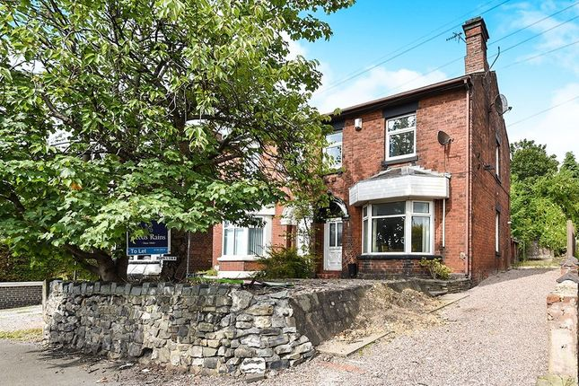 Thumbnail Semi-detached house for sale in Uttoxeter Road, Stoke-On-Trent