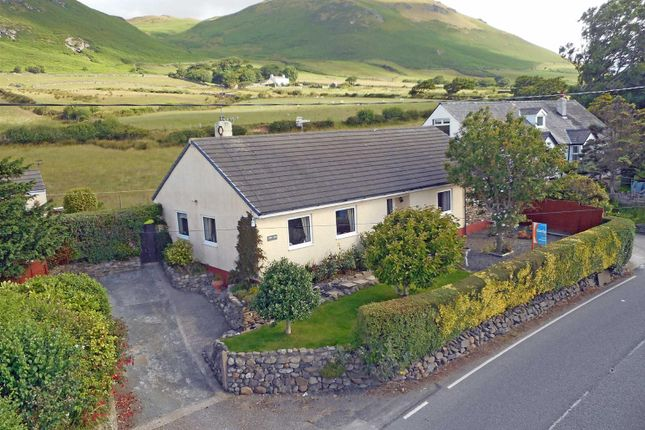 Thumbnail Detached bungalow for sale in Silecroft, Millom