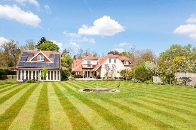 Thumbnail Property for sale in Dairy Farm Cottages, Ridge Lane, Rotherwick, Hook