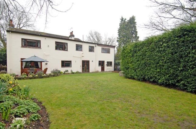 Thumbnail Detached house for sale in Ash Vale, Surrey