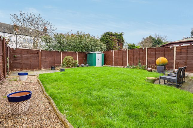 Garden of Nelson Road, Leigh-On-Sea SS9