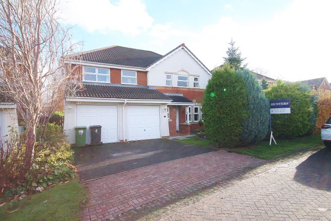 Thumbnail Detached house for sale in Highgate Close, Norton, Runcorn