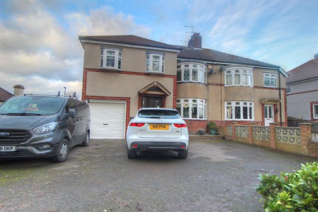 Thumbnail Semi-detached house for sale in Linden Grove, Houghton Le Spring