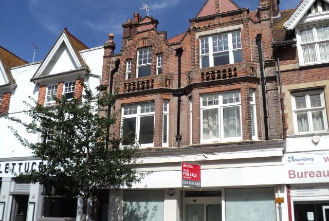 Thumbnail Maisonette to rent in Chapel Road, Worthing