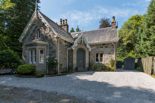 Thumbnail Detached house for sale in Scatwell, Muir Of Ord, Highland
