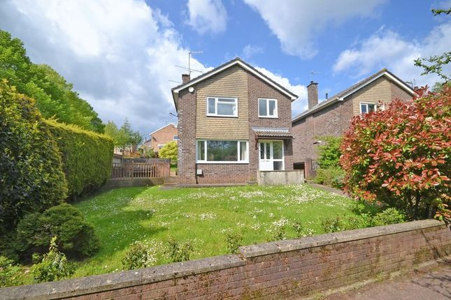 Thumbnail Detached house for sale in Detached Family House, Claremont, Newport