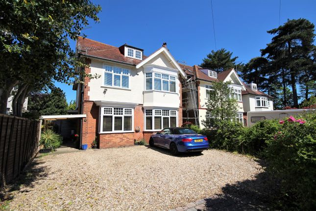 Thumbnail Detached house for sale in Kings Park Road, Bournemouth