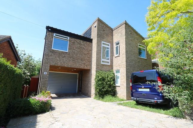Thumbnail Detached house for sale in Kings Road, Benfleet