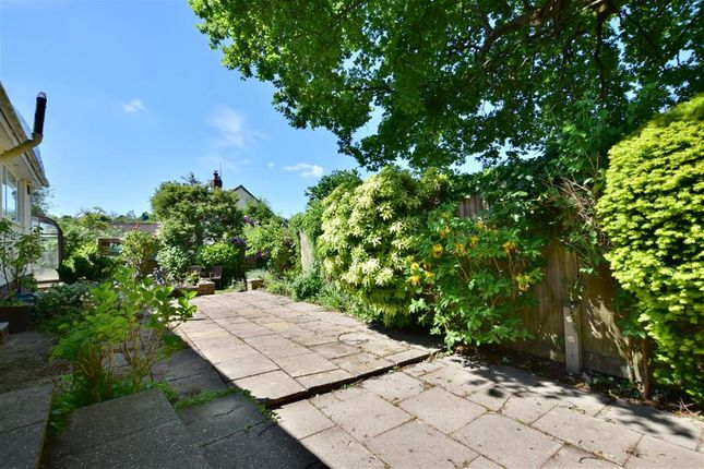 Patio / Decking of Elim Court Gardens, Crowborough, East Sussex TN6