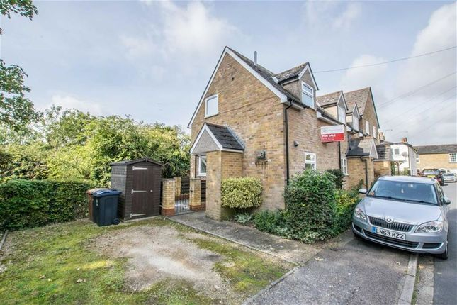 Thumbnail End terrace house for sale in Balfour Street, Hertford