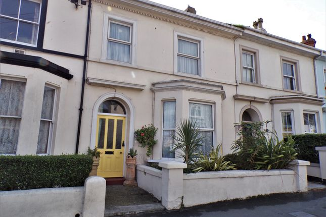 Thumbnail Terraced house for sale in Manor Road, Seaton