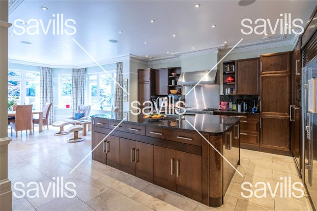 Kitchen of Buckland Crescent, Belsize Park, London NW3